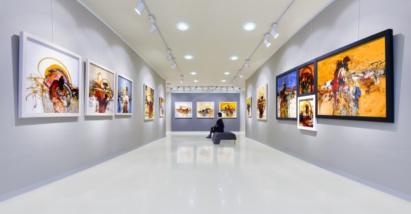 Are Online Art Sales The Future?