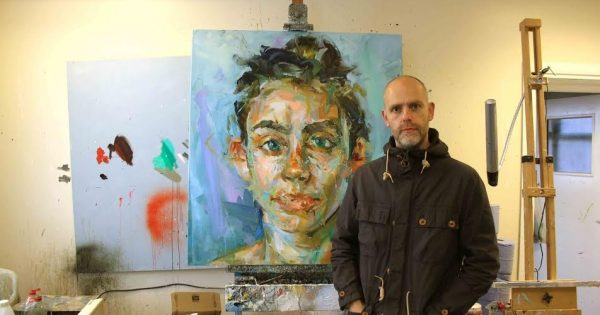 PAUL WRIGHT: THE ARTIST'S JOURNEY