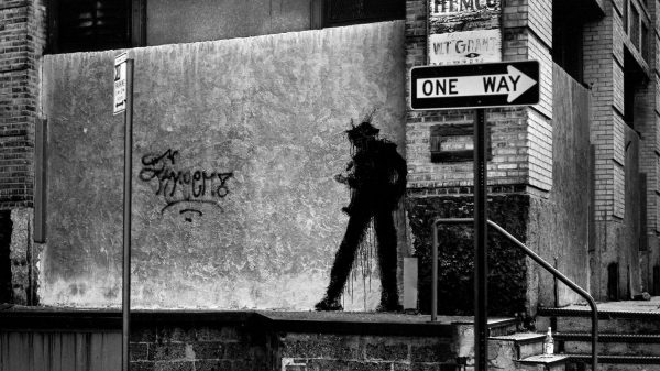 Richard Hambleton: The Godfather Of Street Art